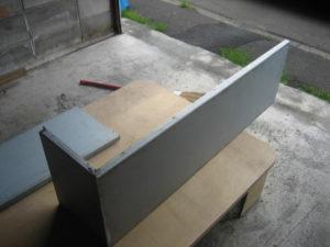ボンデ鋼板加工