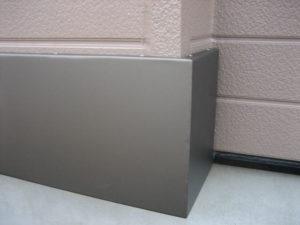 ボンデ鋼板+ダイノックフィルム